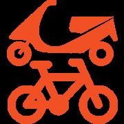ενοικίαση scooter ποδήλατο