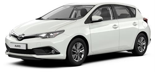 Toyota Auris 1.4cc Diesel